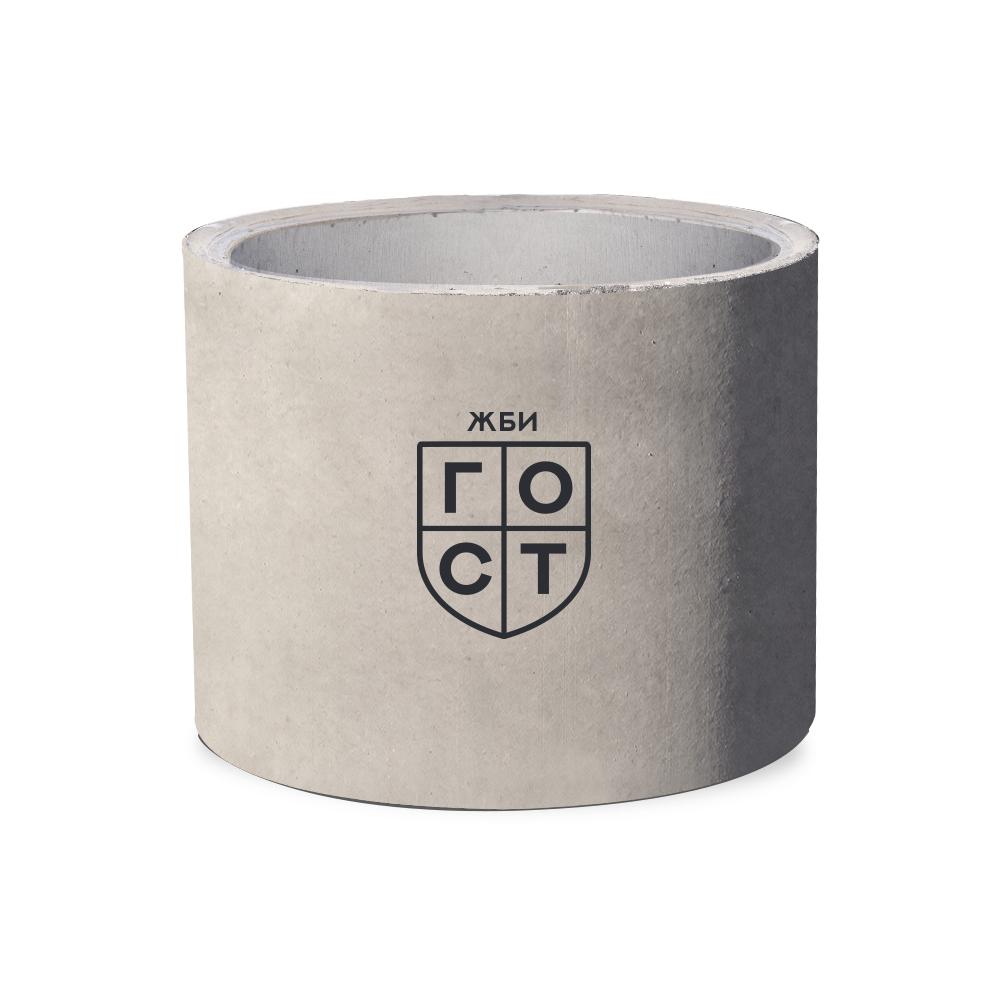 ЖБ кольца КС 10.9 (замок)